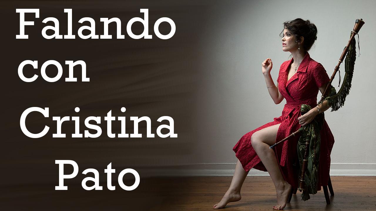 Falando con Cristina Pato